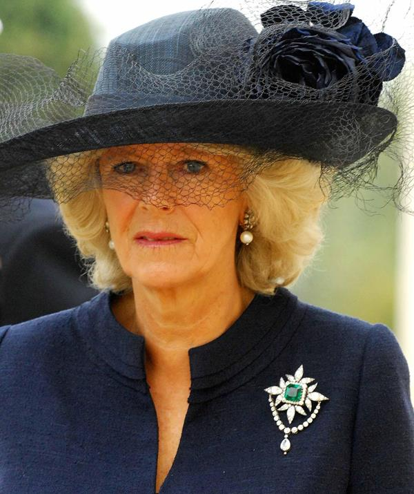 The duchess can't quite believe that all the nastiness from the past is about to be brought to public attention yet again. *(Image: Getty Images)*