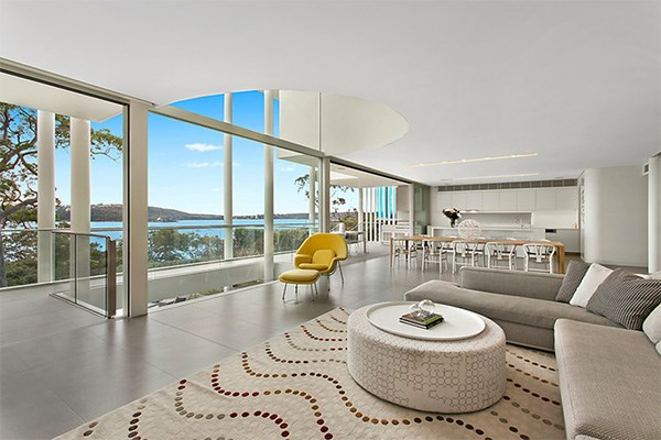 A cool $17 million will get you this view. *(Image: Belly Property)*