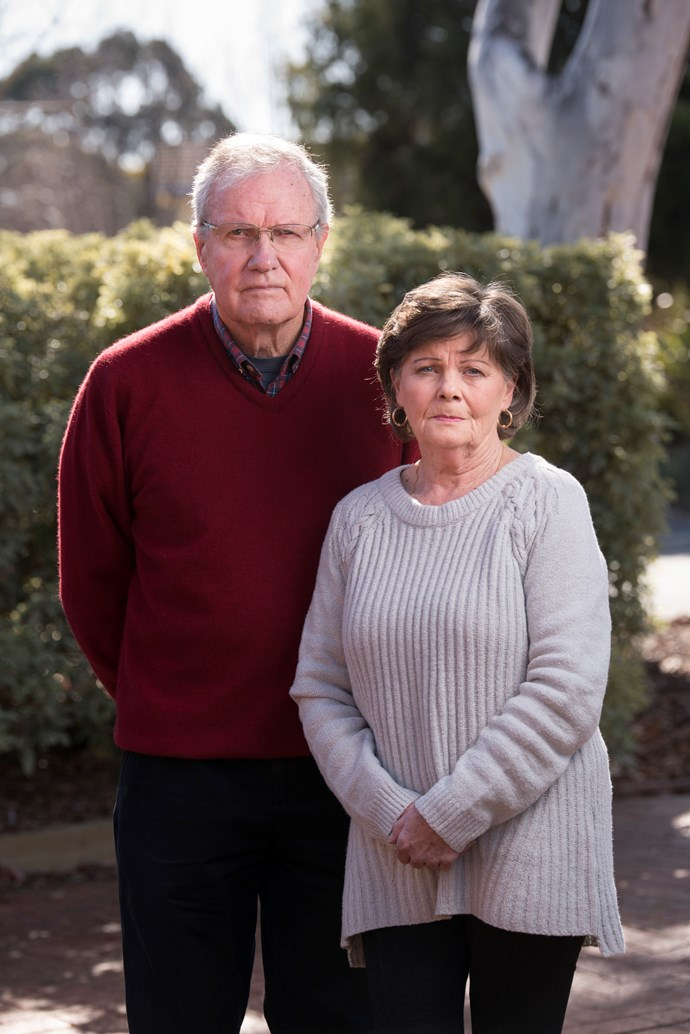 Paul and Dorothy have suffered for 34 years not knowing what happened to Megan.