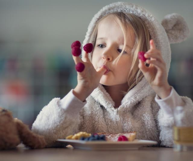 For some children, high levels of sugar, food colourings and preservatives may exacerbate symptoms but refraining from these will not 'cure' ADHD. *(Image: Getty Images)*