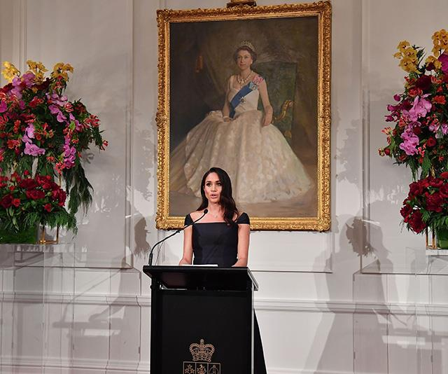 The Duchess praised New Zealand for their championing of women's rights. *(Image: Getty)*