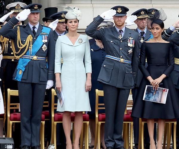 Changing of the guard: William and Harry will no longer share the same royal advisers, administrators or teams.