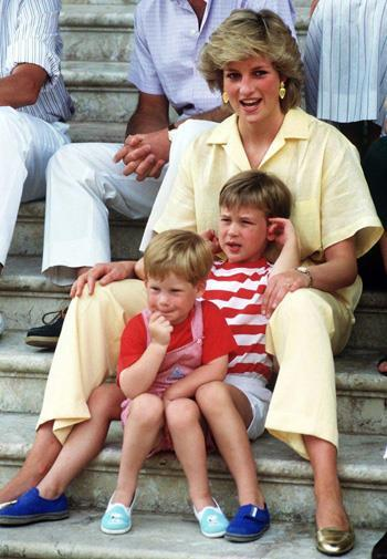 William and Harry are more than brothers, they're best friends. *(All images: Getty)*