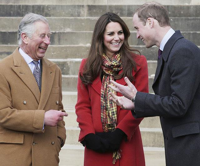 "**A serendipitous decision:** As fate would have it, Prince William ended up meeting his future wife, [Duchess Catherine,](https://www.nowtolove.com.au/tags/catherine-duchess-of-cambridge|target=""_blank"") at St. Andrews and Prince Charles is his daughter-in-law's number one fan. *(Image: Getty)*"