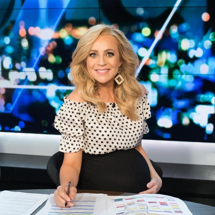 Carrie Bickmore will narrate the new show coming to Network Ten. *(Source: Instagram)*