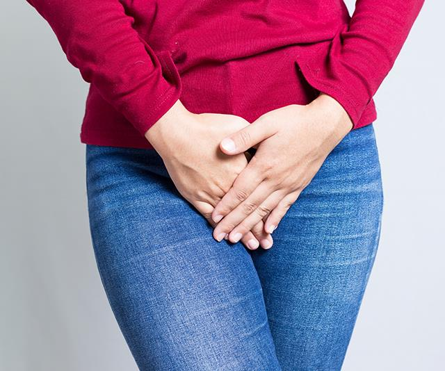Do you have incontinence problems? You may want to try working your pelvic floor. *(Image: Getty Images)*