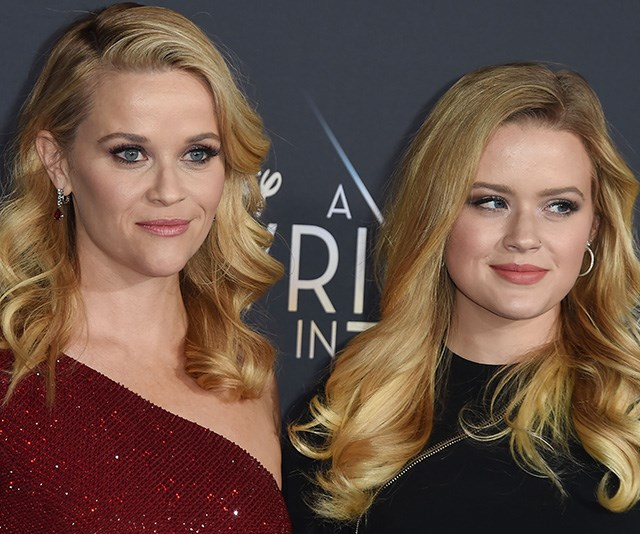 Reese Witherspoon and Ava Phillipe look more like twin sisters than mother and daughter. *(Image: Getty Images)*