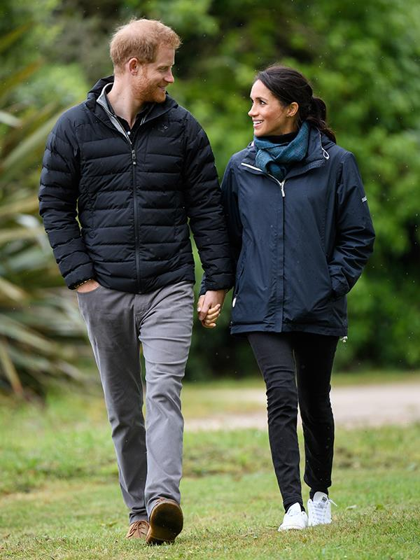 """And """"Little Bump"""" makes three! *(Image: Getty Images)*"""
