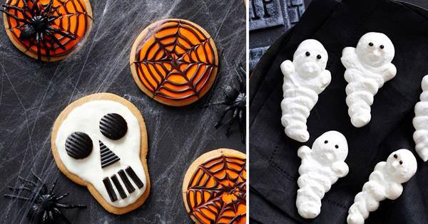 10 spooky sweet treats to make for Halloween | Australian Women's Weekly