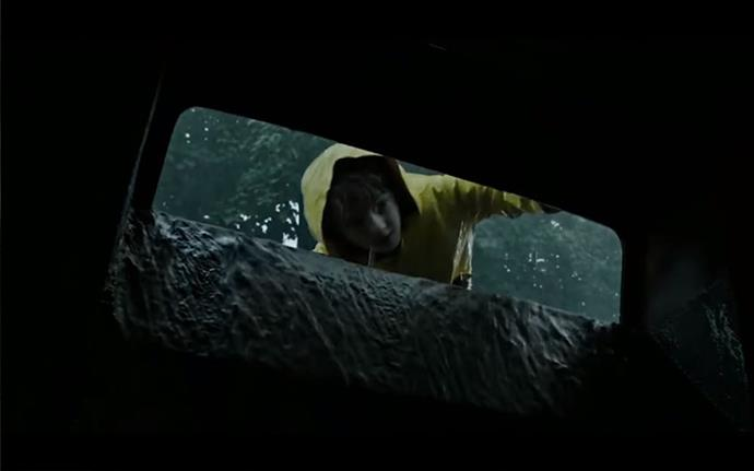 ***It*** – **Netflix** Based on the spooky Stephen King novel, seven children face an ancient, shape-shifting demon that emerges from the sewer every 27 years to prey on the town's children. And Bill Skarsgard makes one creepy clown.