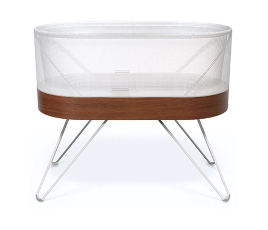 """[The Snoo](https://happiestbaby.com.au/products/snoo-smart-bassinet