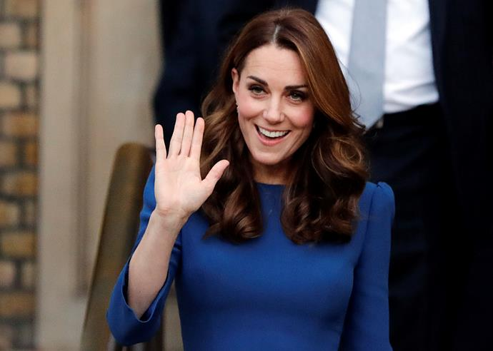 Duchess Catherine has had a busy month! *(Image: Getty)*