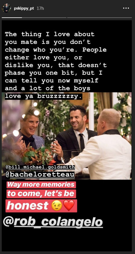 Is Paddy's Instagram story hinting at something?
