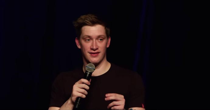 Daniel Sloss has broken up a jaw-dropping 10,000 couples.