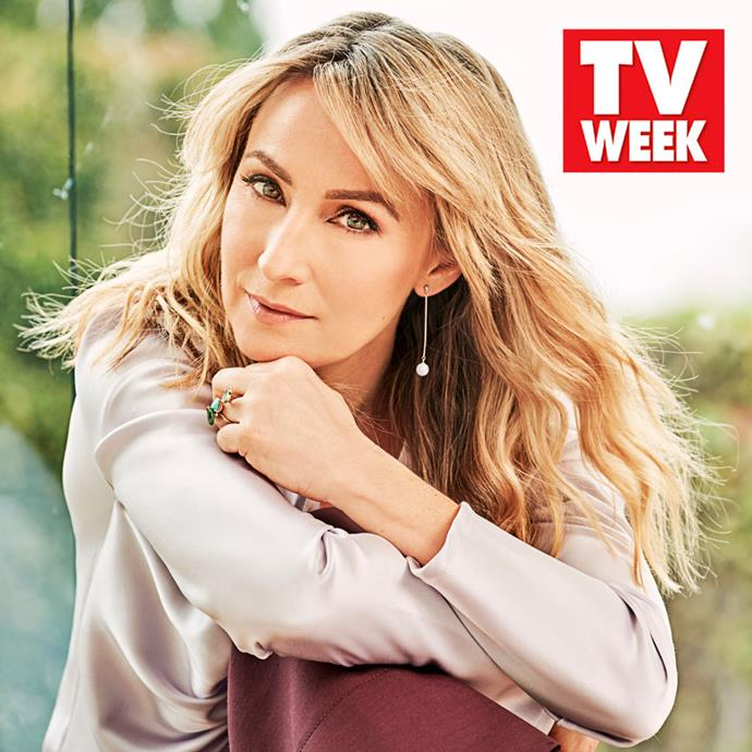 Lisa McCune has taken on an exciting new role.