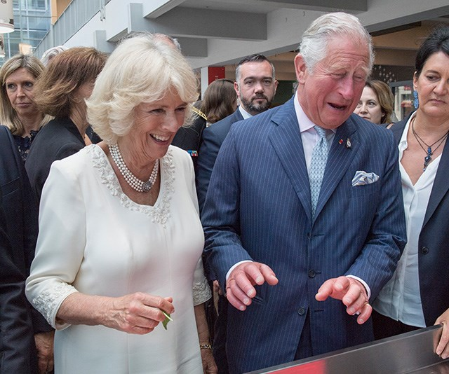 Charles and Camilla are open and candid in front of royal correspondents, a feat that has earned them respect over the years. *(Image: Getty)*