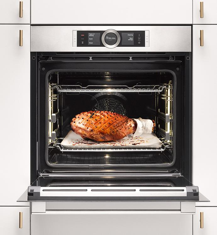"""[Bosch 8 Series Combo steam oven](https://www.harveynorman.com.au/bosch-600mm-series-8-pyrolytic-oven.html