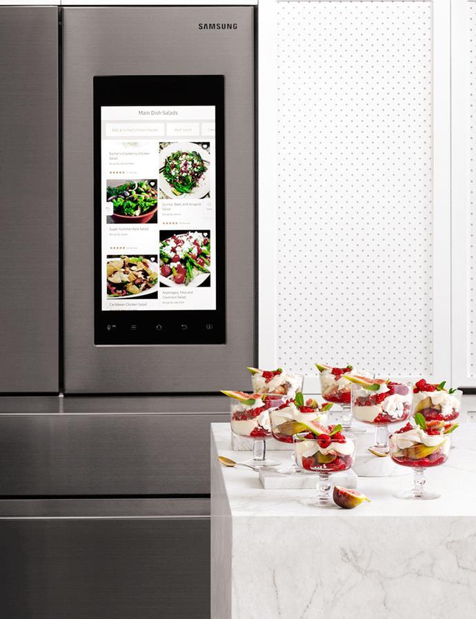 "[Samsung Family Hub French-Door Fridge](https://www.harveynorman.com.au/samsung-family-hub-634l-flat-door-french-door-fridge.html|target=""_blank""|rel=""nofollow""), $5499 at Harvey Norman"