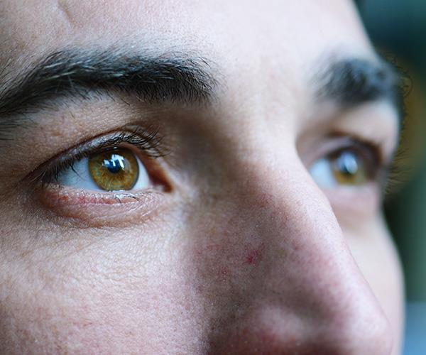 Males are more likely to be colour blind than females. *(Image: Getty Images)*
