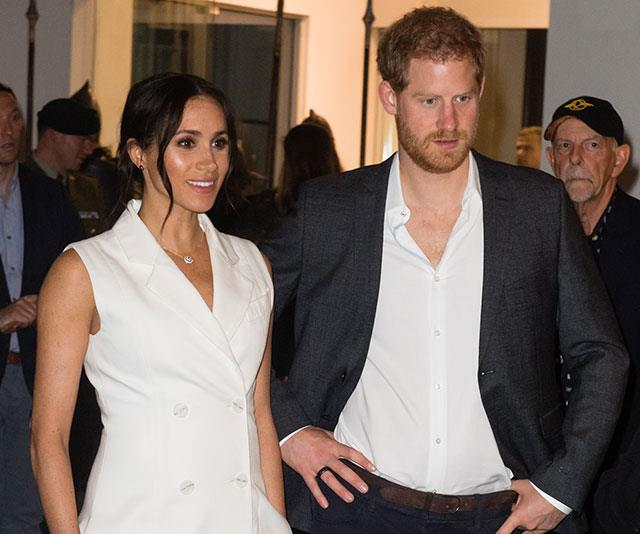 Meghan's estranged family continue to exploit her name. *(Image and hero image: Getty)*