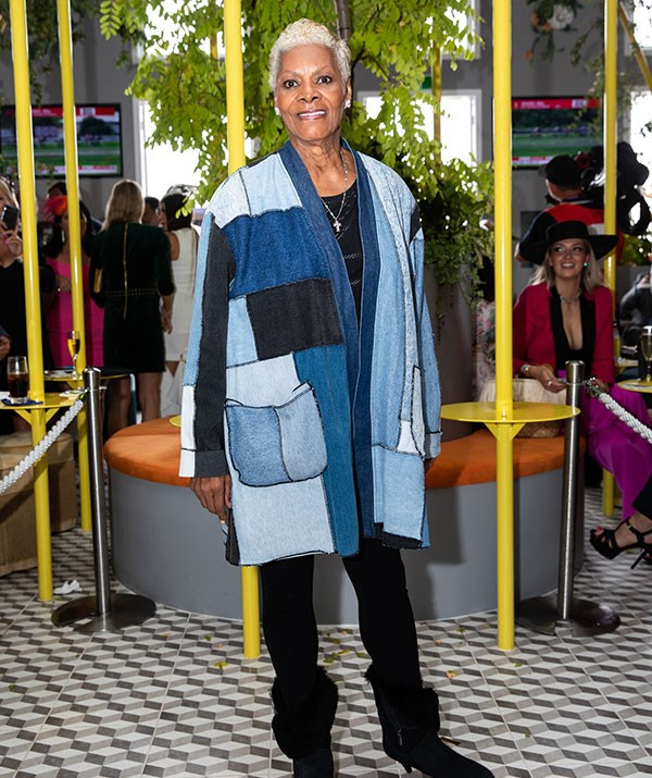 We said a little prayer and now singer Dionne Warwick is here! *(Image: Getty)*