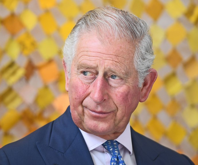 Prince Charles during a visit to Ghana. *(Source: Getty)*
