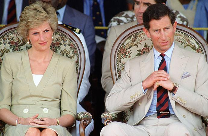 Put a ring on it: Prince Charles' go-to accessory is his gold signet ring, which he wears on his pinky finger and, adds a timeless touch to all of his ensembles. The treasured piece of jewellery, which has been rocking since the 70s, is emblazoned with the official Prince of Wales symbol. *(Image: Getty)*