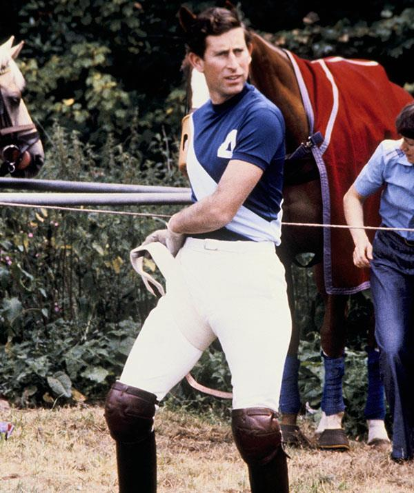 Who knew jodhpurs and knee-high boots could look so smart? *(Image: Getty)*
