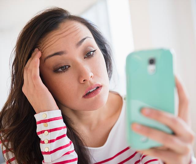 Feeling overwhelmed? Turns out it's a real phenomenon. *(Image: Getty Images)*