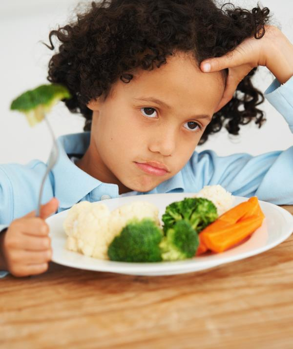 Many kids go through a picky eating stage. *(Image: Getty Images)*