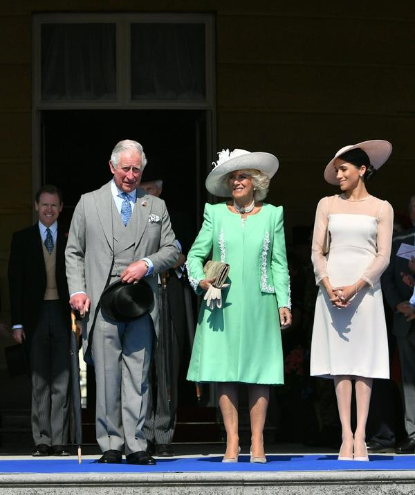 Prince Charles has a reportedly strong relationship with his new daughter-in-law. *(Image: Getty Images)*