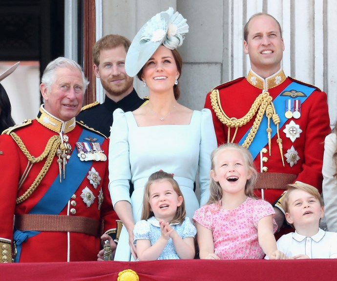 Camilla, Duchess of Cornwall, says that Prince Charles in fantastic with their grandchildren! *(Source: Getty Images)*