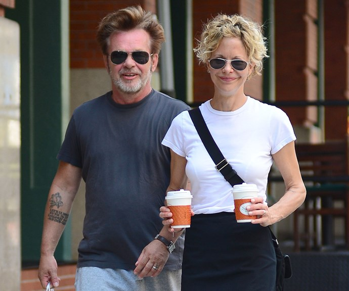 John Mellencamp and Meg Ryan are engaged! *(Source: Getty)*