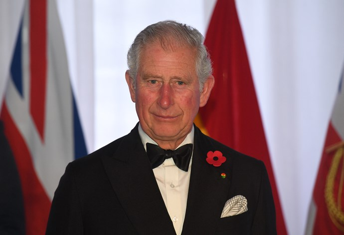 Let's face it, the Prince will never lose his charm! *Image: Getty Images*