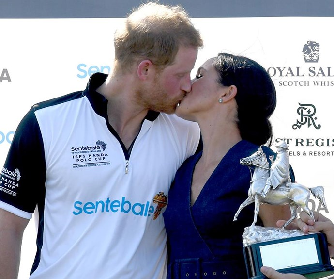 There's  no chance that the Sussex offspring will be brought up as anything but thoroughly modern Royals! *(Image: Getty Images)*