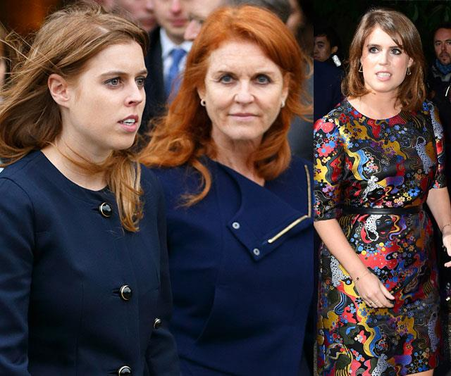 The scandal shocked Prince Andrew's family to the core.