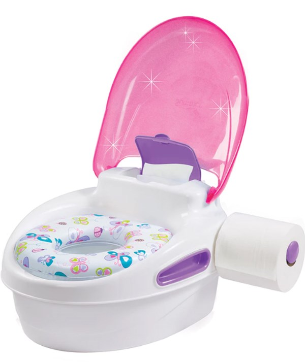 Summer Infant Step-by-Step Toilet Trainer