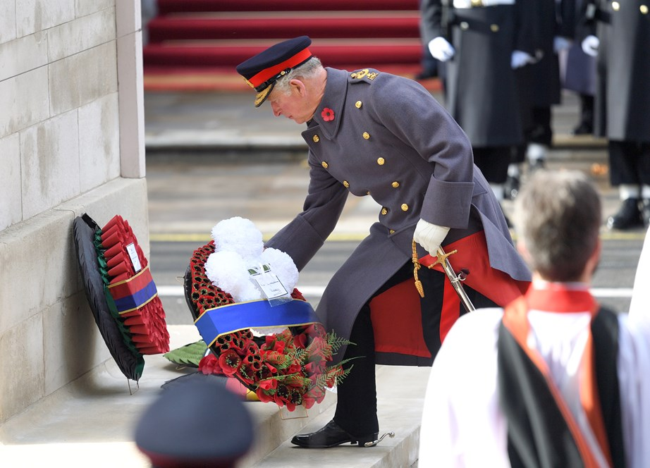 Prince Charles undertook the job that would usually reserved for the Queen, a sign that his mother is ready to hand over her duties to the future King.