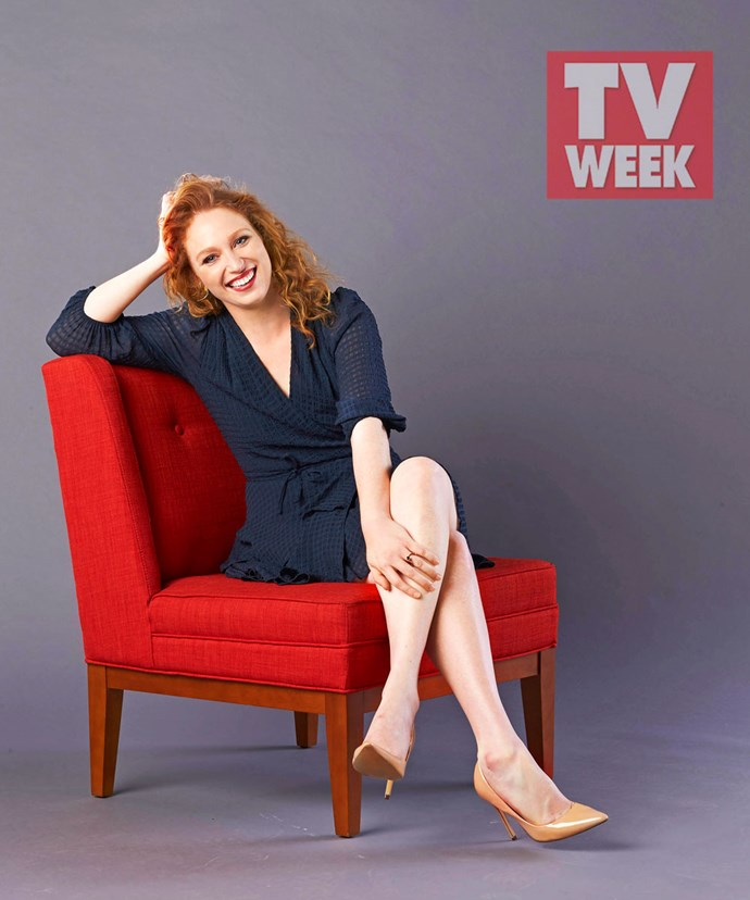 Emily Eskell chats to TV WEEK.
