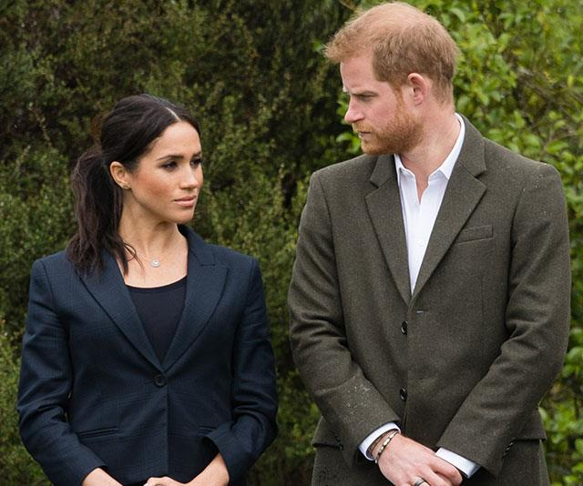 Mass exodus? Meghan Markle and Prince Harry have lost three important staff members since tying the knot in May. *(Image: Getty)*