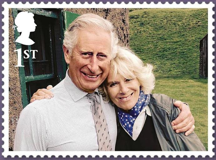 The Prince of Wales and Duchess Camilla shared a romantic photograph from three years ago.