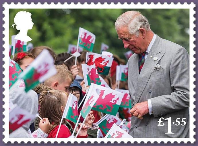 The Prince of Wales has a strong connection to his namesake country.