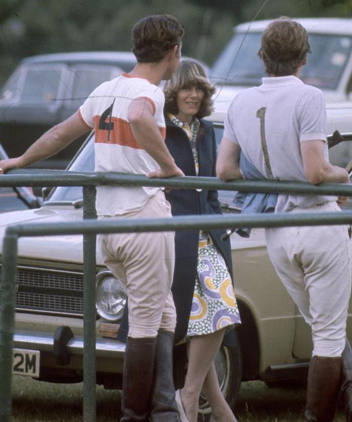 The couple met in 1970 at the polo. *(Image: Getty Images)*