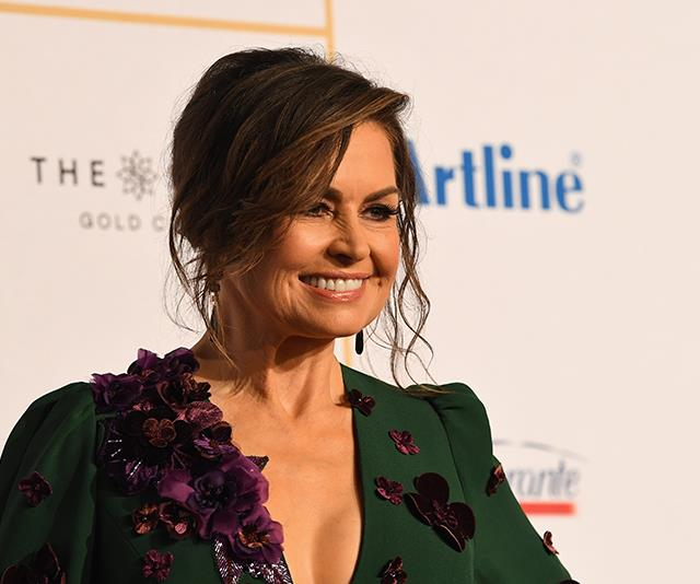 *Project* host Lisa Wilkinson has shared a valuable fashion tip with her fans. *(Image: Getty Images)*
