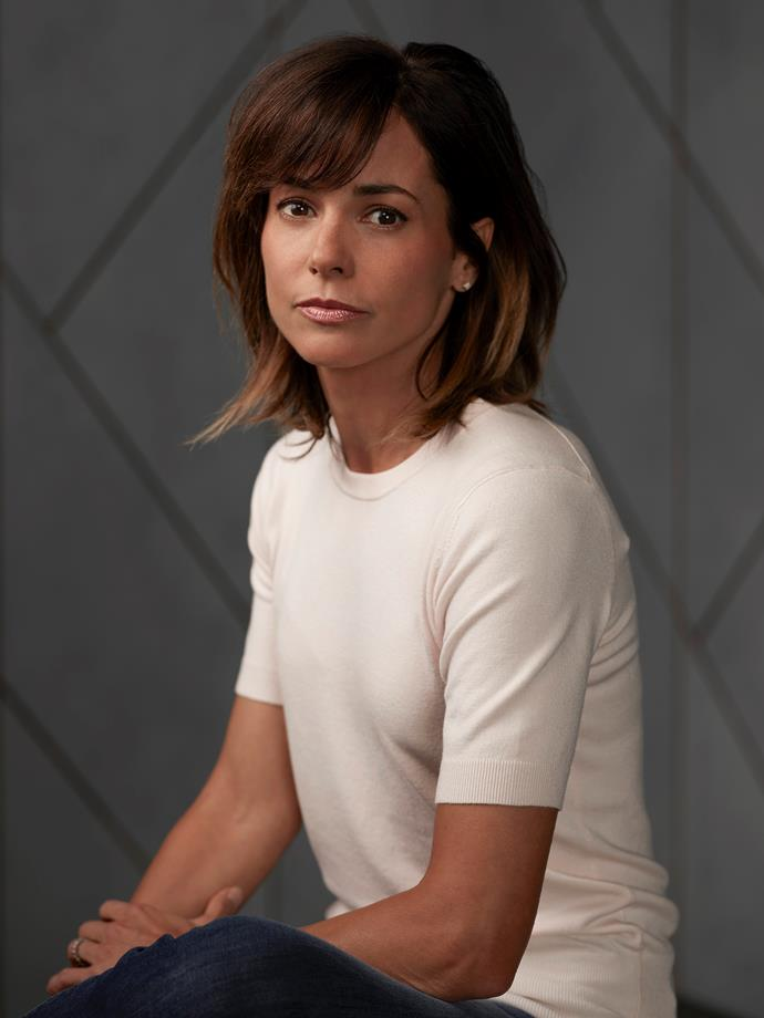 **DELILAH DIXON (STEPHANIE SZOSTAK)** <br><br> Jon's wife wonders if the secret she's been harbouring of an affair with someone he knew pushed him over the edge – literally.