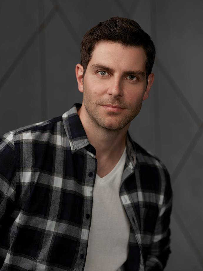 **EDDIE SAVILLE (DAVID GIUNTOLI)** <br><br> The music teacher, who is desperate to leave his wife for someone close to Jon, was the last person Jon called before he died. Eddie claims he didn't notice and that no-one left a voicemail.