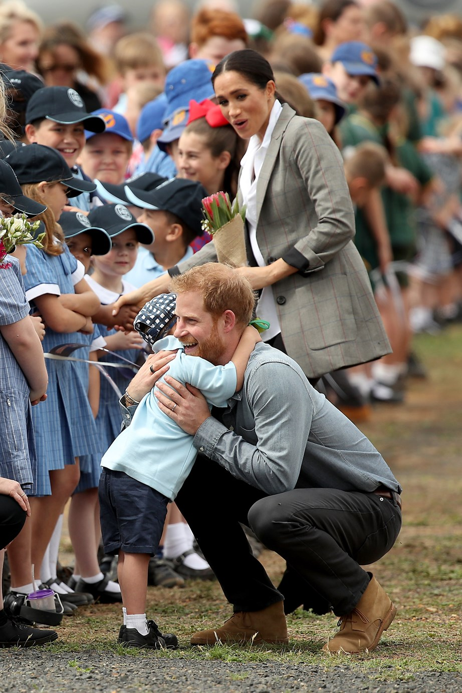 Prince Harry has caught the hearts of people all over the world!