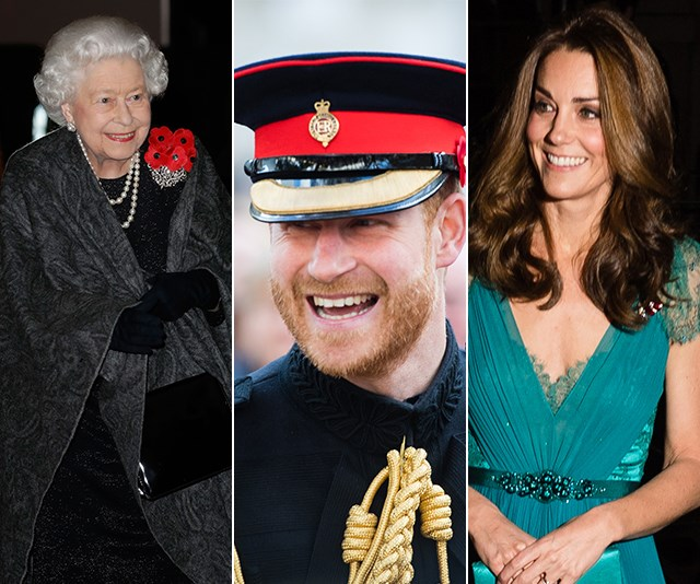 Which royal is Britain's favourite?