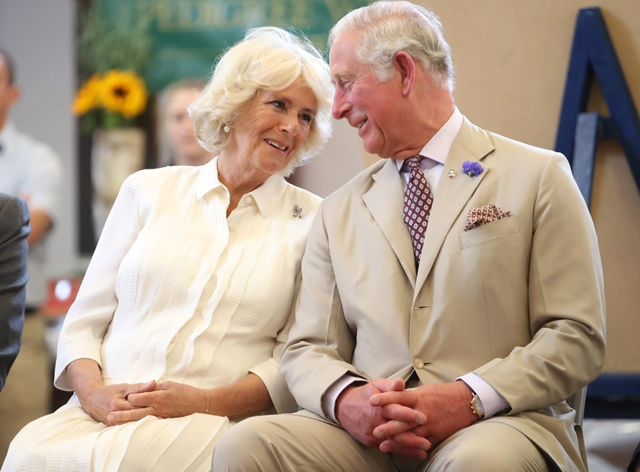 Prince Charles and Camilla placed in the top 10, but didn't quite make the top five.