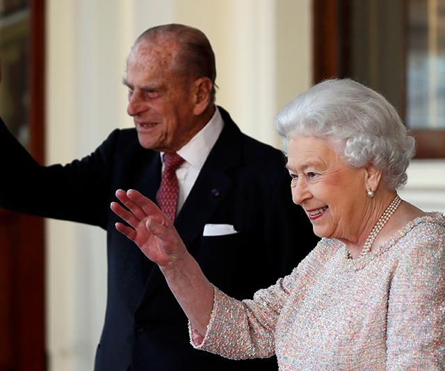 The Queen and Prince Philip are well-looked after at Buckingham Palace. *(Image: Getty)*